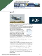 L 410 _ L 420 Short-Range Aircraft - Aerospace Technology