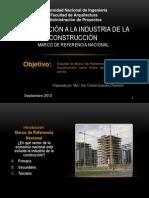 1.2 El Sector Construcción