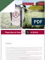 Plaguicidas Ia y Ib en Bolivia 2