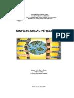 Ensayo Sistema Social Venezolano