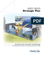 Thunder Bay Strategic Plan