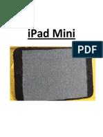 ipad mini procedure