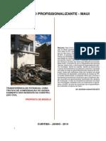 Potencial Construtivo e Gestão de Resíduos