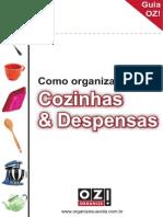 eBook Como Organizar Cozinhas e Despensas 14