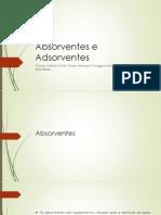 Absorventes e Adsorventes.pdf