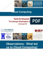 Intro 2 Cloud Computing