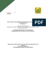 Regulamento PPG CiPharma Mestrado e Doutorado