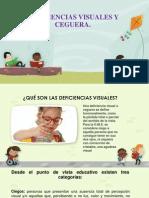 Deficiencias Visuales y Ceguera (1)
