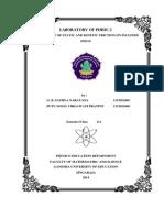 Laboratory of Phisic 2