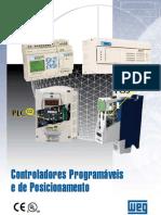 Controles Programáveis e de Posicionamento - folhetos