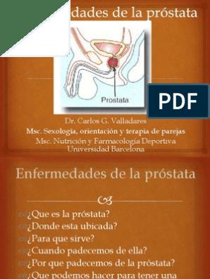 próstata aumentada de grado medio dental