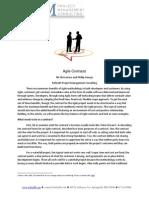 RefineM 2014-06 Agile Contracts