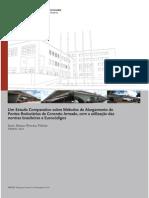 Um Estudo Comparativo Sobre Métodos de Alargamento de Pontes Rodoviárias de Concreto Armado - Com a Utilização Das Normas Brasileiras e Eurocódigo