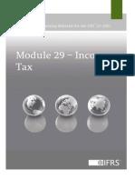 Module29 version2010-09 Income Tax