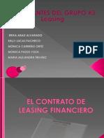 Leasing Exposicion Derecho