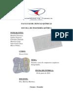 Química Orgánica - Fuentes y Usos de Compuestos Orgánicos Halogenados