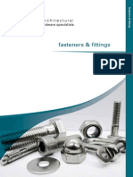 Architectural Fasteners & Fittings - Stainless Steel - Anzor
