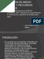 Secretaria de Medio Ambiente y Recursos Naturales Norma Nom-007
