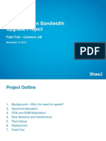 N-Split 85MHz - RBU Network Tech Presentation v10a