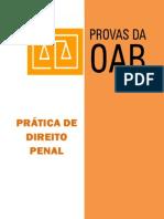 Pr†Tica de Direito Penal - OAB Segunda Fase