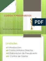 Intro Costos y Presupuestos en Construccion1