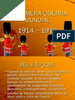 La Primera Guerra Mundial Power Point 1220538287391476 8