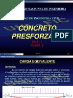 Concreto Presforzado Clase 6