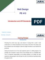1 API Introduction Standards