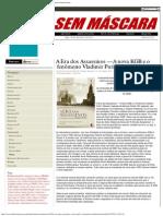 Mídia Sem Máscara - A Era Dos Assassinos — a Nova KGB e o Fenômeno Vladimir