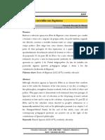 Educação e Servidão Em Espinosa
