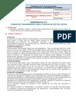 Comunicacion de Datos 2014 Guia 1