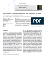 Fate of Fumonisin B1 in the Processing of Whole Maize Kernels During Dry-milling