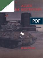 WW2 Allied Tank Destroyers
