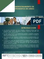 Selección y Dimensionamiento de Valvulas e Instrumentos En