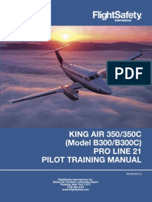 Beechcraft Be350/350C | Flight Control Surfaces | Power Inverter