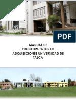 GC Universidad de Talca