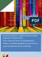 La Época de La Hegemonía Española - Diapositivas