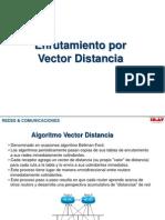003 004 Protocolo de Enrutamiento Vector Distancia RIP v1