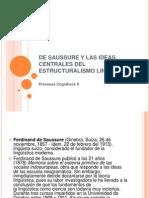 De Saussure y Las Ideas Centrales Del Estructuralismo
