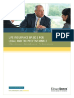 Life Insurance Basics for Tax Pros