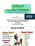 Idemitsu - Chemical Handling