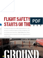 Flight Safety starts on the ground