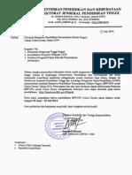 Surat Tawaran Calon Dosen