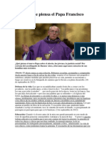 Sabes+lo+que+piensa+el+Papa+Francisco+sobre