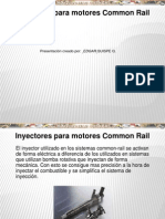Curso Inyectores Motores Common Rail