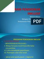 Program Inklusif