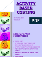 Activity Base Costing-Presentation-vuguide.tk