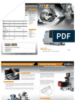 Kent CNC KLR-15-20 Catalog