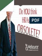 Are HRAs Obsolete?