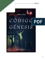 Codigo Genesis - John Case